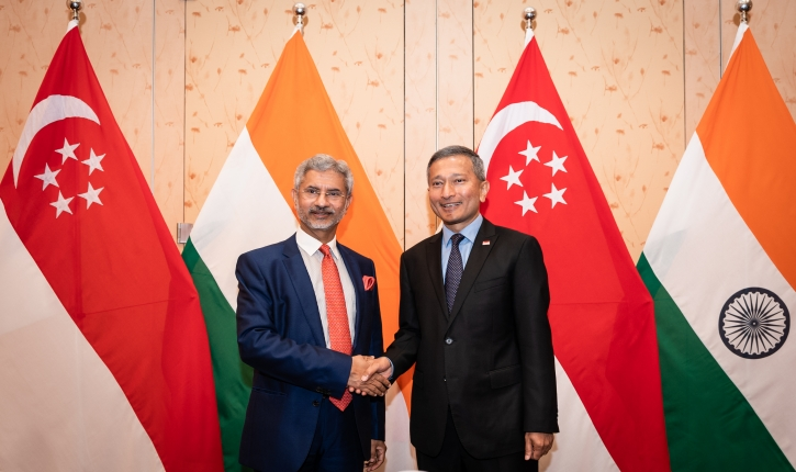 India - Singapore : The Next Phase Business & Innovation Summit (9 - 10 Sep 2019)