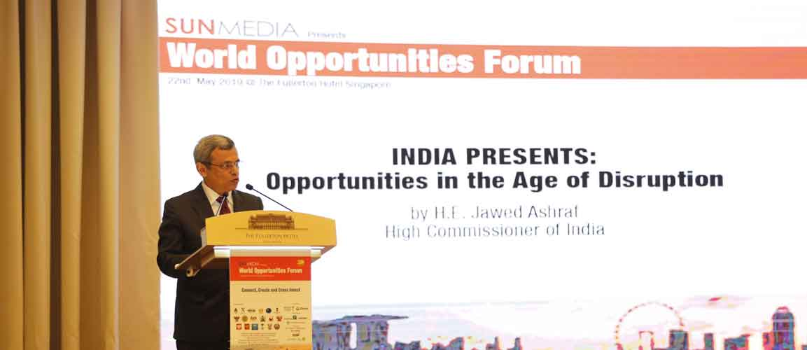 World of Opportunities Forum - May 2019