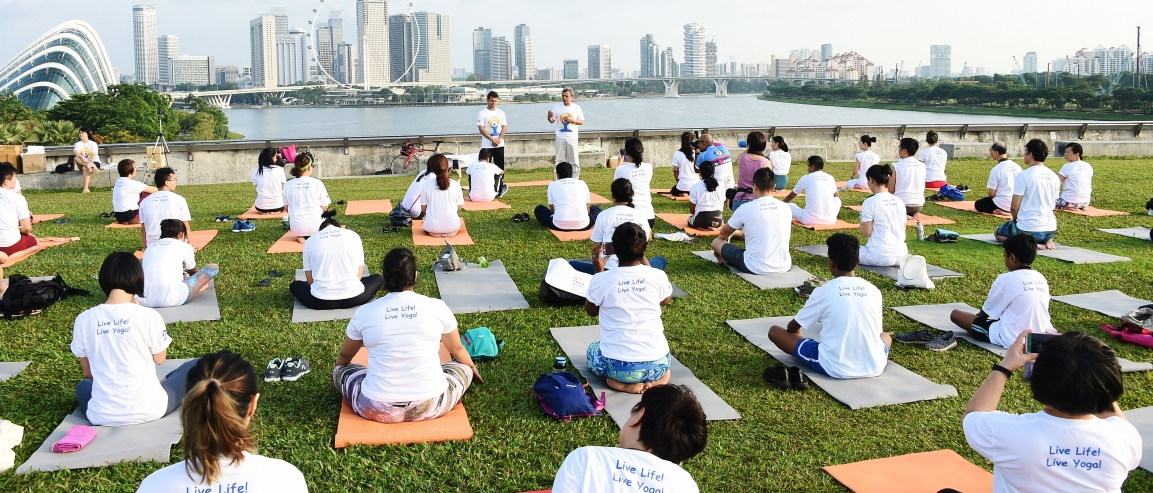 Highlights from IDY2018, Singapore