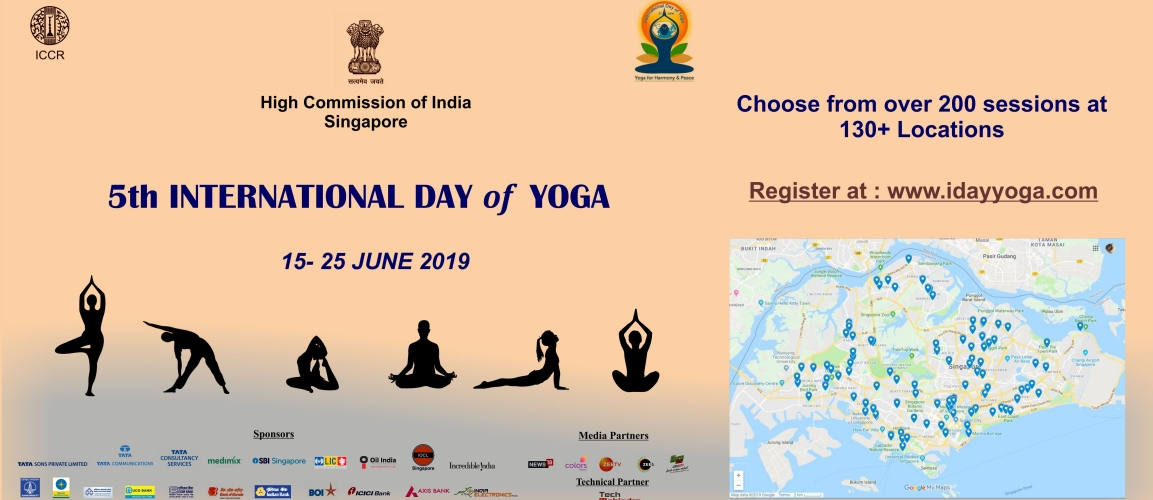 Register for IDY 2019 at a centre near you. Choose from 126 locations across Singapore